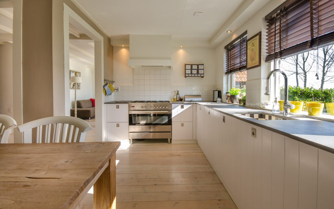 How to Clean Your Kitchen in 15 Minutes (or Less) | KO Inspection, LLC