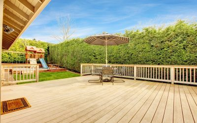 5 Types of Decking Materials