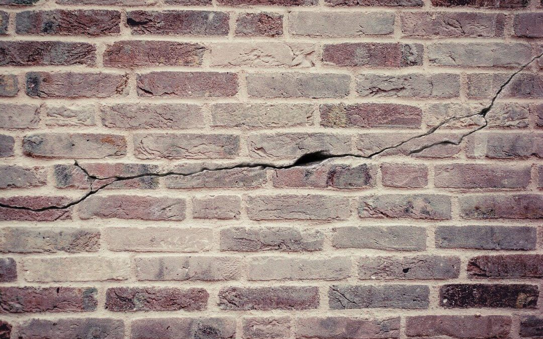 signs of structural problems